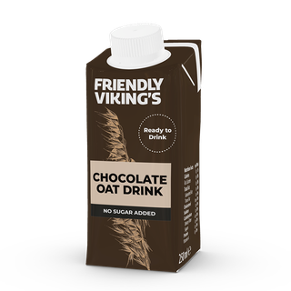Friendly Viking's kaakao kaurajuoma 250 ml